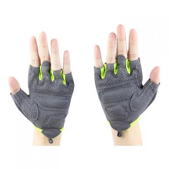 Găng tay cao cấp tập thể hình AL112(1 đôi) xám