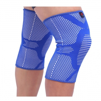 Bộ đôi bó gối thể thao AL7716(1 đôi) xanh
