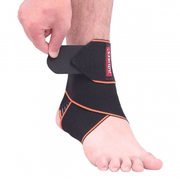 Đai cuốn bảo vệ cổ chân, mắt cá chân AL1527 cam