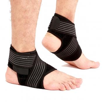 Đai cuốn bảo vệ mắt cá chân AL7127(1 đôi) đen